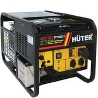 Бензогенератор Huter DY15000LX-3