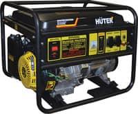 Бензогенератор Huter DY6500L