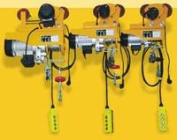 Электрическая таль MEH 125/250 с тележкой