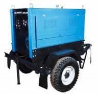 Агрегат дизельный АДД-2x2502 ВГ П И У1 (7) 2 поста на шасси