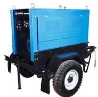 Агрегат дизельный АДД-2x2502 П И У1 2 поста на шасси