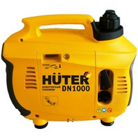 Бензогенератор инверторный Huter DN1000