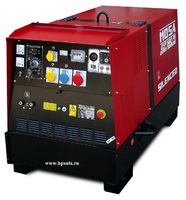 Агрегат сварочный дизельный MOSA DSP 500 PS