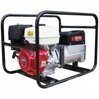 Генератор сварочный бензиновый EuroPower EP 200 X DC 3x230V для ж/д
