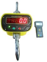 Крановые весы электронные с индикацией на пульте КВ-15000-И