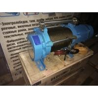 Лебедка электрическая KCD-750 (380В, 70м)