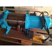 Лебедка электрическая KCD-300 (220В, 70м)