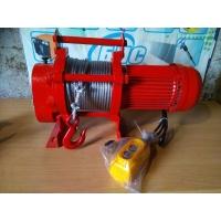 Лебедка электрическая KCD-500 (220В, 60м)