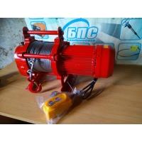 Лебедка электрическая KCD-300 (220В, 60м)