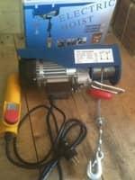 Электрическая таль РА 250/500 без тележки