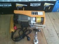 Электрическая таль MEH 250/500 без тележки