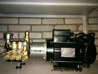 Электрический насос для опрессовки - Компакт-120 электро 4L