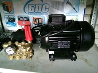 Электрический опрессовщик Компакт 180 электро 13L