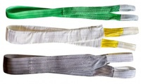 Строп текстильный петлевой (СТП) 1 т 4,5 м SF7:1