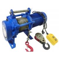 Лебедка электрическая KCD-1000 (380В, 100м)
