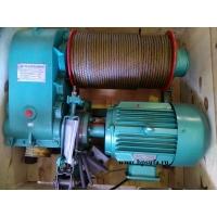 Лебедка электрическая JM-0.5