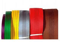 Лента текстильная полиэстер SF 6:1 (75мм) 100м