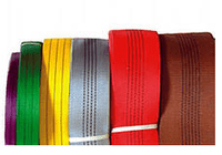 Лента текстильная полиэстер SF 6:1 (200мм) 100м