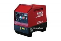 Агрегат сварочный дизельный MOSA CS 230 YSX CC/CV