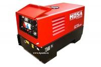 Агрегат сварочный дизельный MOSA TS 400 KSX/EL
