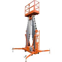 Подъемник телескопический двухмачтовый GROST FSD 6.2000 (AC)