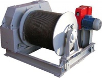 Лебедка тяговая электрическая ТЭЛ-5A